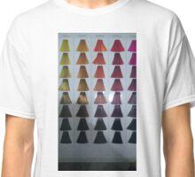 Coloured hair Classic T-Shirt