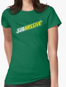 SUBmissive Womens Fitted T-Shirt