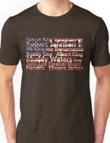 American Blues Legends Unisex T-Shirt