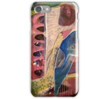 and there he sat in his wizarding hat iPhone Case/Skin