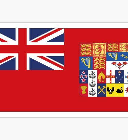 Dominion Flag Sticker