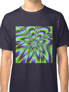 Trippy Burst Classic T-Shirt