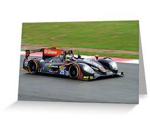 Morgan Nissan No 26 Greeting Card