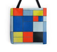 Piet Mondrian, Dutch, Title Composition C Tote Bag