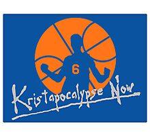 Kristapocalypse Now Photographic Print