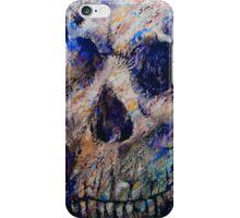 Ultraviolet Skull iPhone Case/Skin