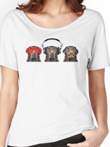Silence of the Labs Women's Relaxed Fit T-Shirt