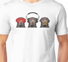 Silence of the Labs Unisex T-Shirt