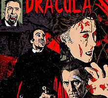The Satanic Rites of Dracula by darthpaul