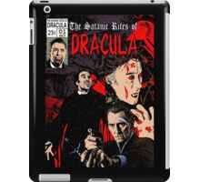 The Satanic Rites of Dracula iPad Case/Skin
