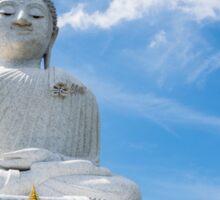 Big Buddha Sticker