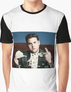 jonah hill  Graphic T-Shirt