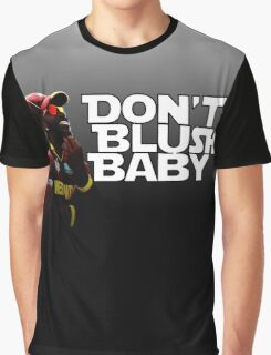 don't blush baby - chris gayle  Graphic T-Shirt