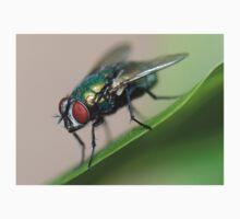 Iridescent Fly Kids Tee