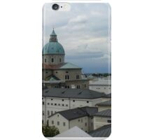 Rooftops-Salzburg iPhone Case/Skin
