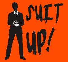 HIMYM - Suit Up! Kids Tee