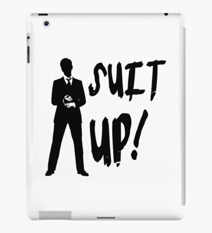 HIMYM - Suit Up! iPad Case/Skin