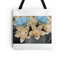 Candy Hearts & Paper Flowers Tote Bag