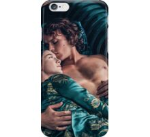 Jamie and Claire- Skin & Satin iPhone Case/Skin