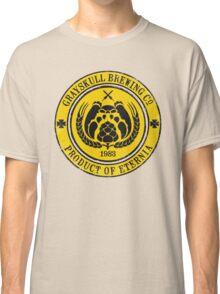 Grayskull Brewing Company - Yellow Classic T-Shirt