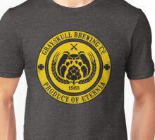 Grayskull Brewing Company - Yellow Unisex T-Shirt
