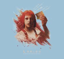 Leeloo Dallas, Multipass! Kids Tee