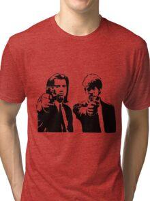 Pulp Fiction - Vincent and Jules Tri-blend T-Shirt