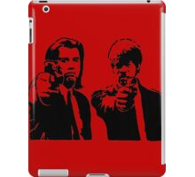 Pulp Fiction - Vincent and Jules iPad Case/Skin