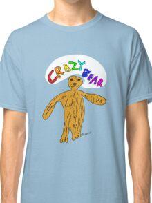 Crazy Bear  Classic T-Shirt
