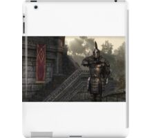 Skyrim Elder Scrolls iPad Case/Skin