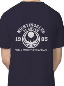 Nightingales of riften - black Classic T-Shirt