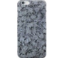Topographies of the Dark/1 iPhone Case/Skin