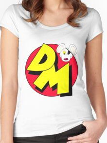 Danger Mouse Women's Fitted Scoop T-Shirt