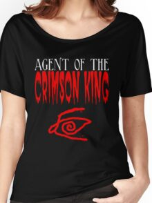 Agent of the Crimson King Women's Relaxed Fit T-Shirt