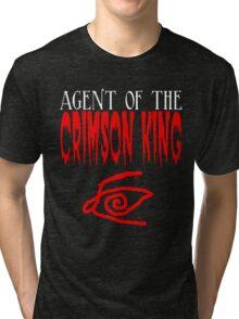 Agent of the Crimson King Tri-blend T-Shirt