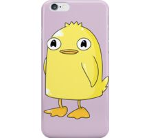 Patito Momo Phineas y Ferb iPhone Case/Skin