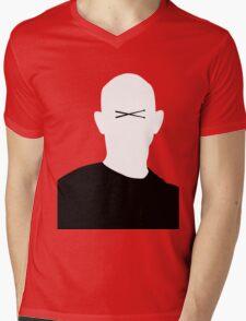 Whiplash - Minimalistic Fletcher Mens V-Neck T-Shirt