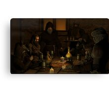 The Company Canvas Print
