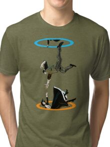 Bioshock Infinite t shirt, iphone case & more Tri-blend T-Shirt