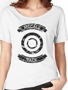 McCall Pack (Black) - Teen Wolf Women's Relaxed Fit T-Shirt
