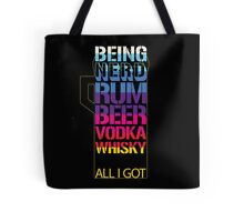 NERD COCKTAIL Tote Bag