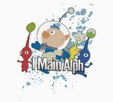I Main Alph - Super Smash Bros by PrincessCatanna