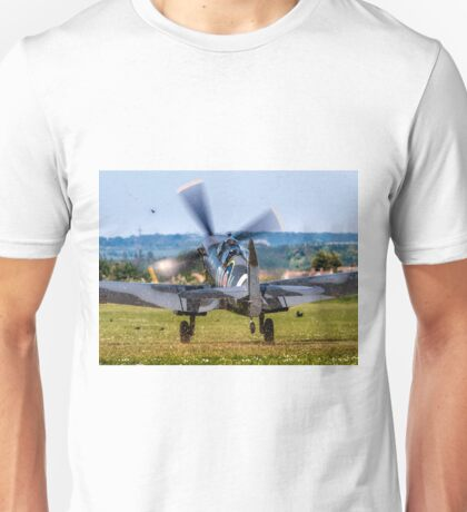Spitfire Unleashed Unisex T-Shirt