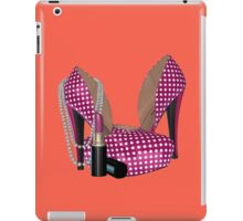 Shoes iPad Case/Skin