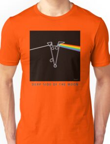 Derp Side of the Moon Unisex T-Shirt