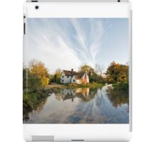 Willy Lott's Cottage iPad Case/Skin