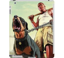 franklin clinton iPad Case/Skin