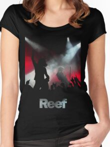 Reef (The Band) Live Shirt Women's Fitted Scoop T-Shirt