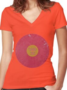 Unknown Mortal Orchestra - Multi-love vinyl Women's Fitted V-Neck T-Shirt