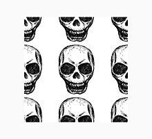 Skull. Hand drawing illustration Classic T-Shirt